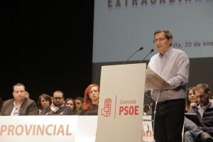 FOTO PSOE Comite Provincial 20180120