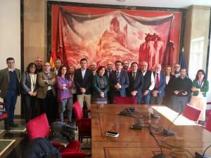 FOTO PSOE Congreso AVE 20170111