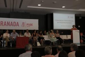 FOTO PSOE Congreso Provincial Extraordinario 20170722