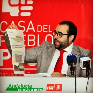 FOTO PSOE Juan Francisco Mancilla