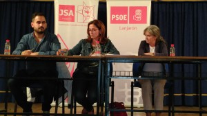 FOTO PSOE Lanjaron depuradora 20171025