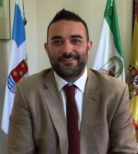 FOTO PSOE Leandro Martin, alcalde Vegas del Genil