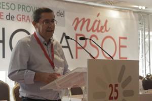 FOTO PSOE Pepe Entrena Congreso 20171021
