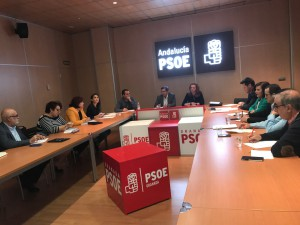 FOTO PSOE Reunion Grupo Parlamentario 20171030