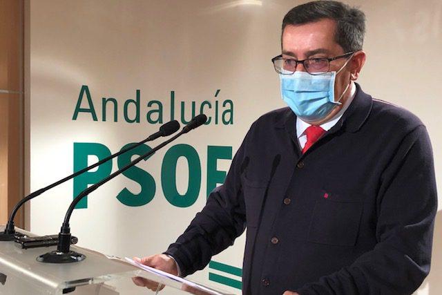 Pepe Entrena realiza balance del Gobierno de Pedro Sánchez