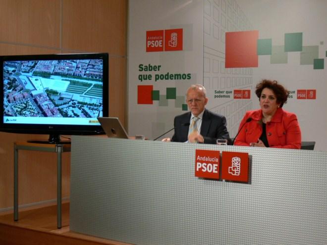 Teresa Ave Granada Psoe