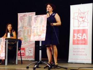 Teresa_Jimenez_Congreso JSA Granada