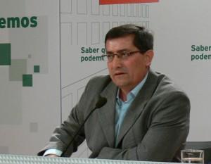 Portavoz Grupo PSOE Diputación